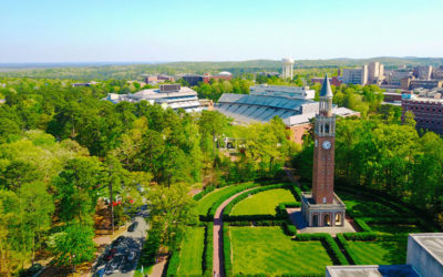 Increase Student Enrollment with University and Campus Drone Video